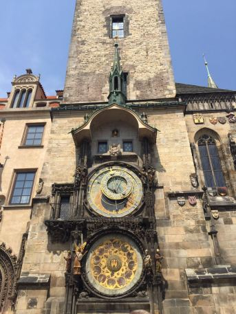 Astronomical Clock (Prague)